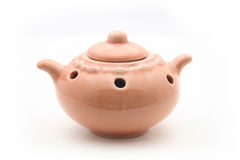 Ceramic incense burner Royalty Free Stock Image