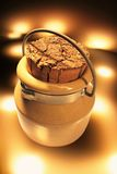 Ceramic Jar Royalty Free Stock Photography