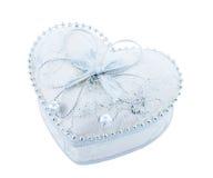 Ceramic jewelry box Royalty Free Stock Photography