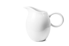 Ceramic jug Royalty Free Stock Image