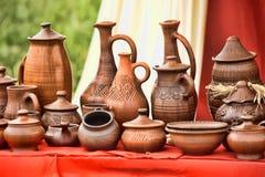 Free Ceramic Jugs Stock Image - 25478101