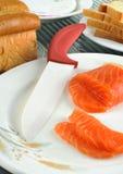 Ceramic knife Royalty Free Stock Images