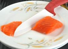 Ceramic knife Stock Images