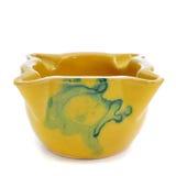 Ceramic mortar Stock Images