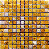 Ceramic mosaic Royalty Free Stock Photo