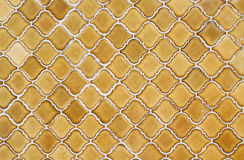 Ceramic mosaic texture Royalty Free Stock Photography