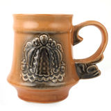 Ceramic  mug Royalty Free Stock Photos