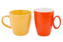 Ceramic mug Stock Photography