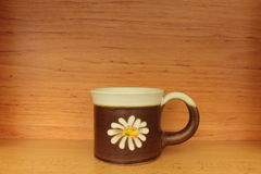 Ceramic mug Royalty Free Stock Photos