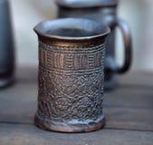 Ceramic mug Royalty Free Stock Images