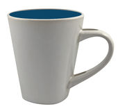 Ceramic mug Royalty Free Stock Images
