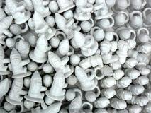 Ceramic napkin holders sold in dapitan arcade manila city, philippines in asia Stock Images