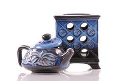 Ceramic Oil Burner Royalty Free Stock Photography