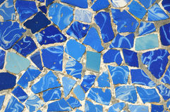 Ceramic Pattern, Barcelona Royalty Free Stock Images