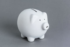 Ceramic piggy bank Stock Image
