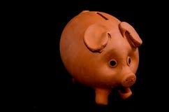 Ceramic Piggy Bank Stock Image