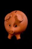 Ceramic Piggy Bank Stock Photography