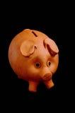 Ceramic Piggy Bank Royalty Free Stock Images