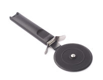Ceramic pizza cutter wheel isolated Stock Photo