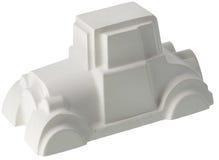 Ceramic plaster figure of car Stock Images