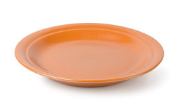 Ceramic plate Stock Photography