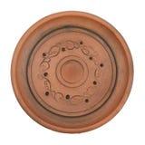 Ceramic plate Stock Image