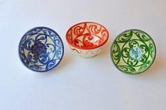 Ceramic Plates Stock Photos