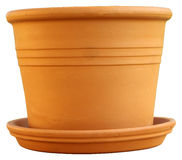 Ceramic pot Royalty Free Stock Photo