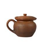 Ceramic pot Royalty Free Stock Photos