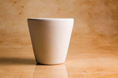 Ceramic pot Royalty Free Stock Images