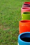 Ceramic pots Royalty Free Stock Photo