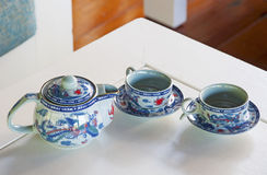 Ceramic pots Stock Photography