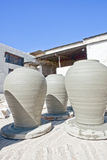 Ceramic Pottery Fes Stock Photography