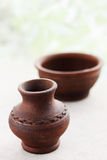 Ceramic pottery Stock Image