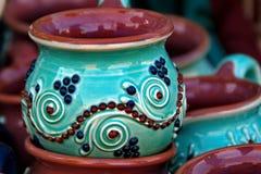 Ceramic in Romania Stock Photos