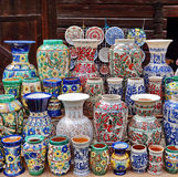 Ceramic in Romania Royalty Free Stock Image