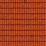Ceramic Roof Tiles Stock Photos