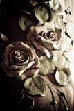 Ceramic Roses Royalty Free Stock Image