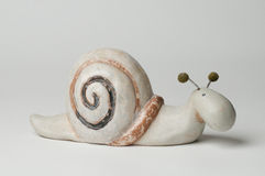 Ceramic Snail Stock Photos