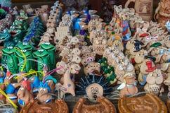 Ceramic souvenirs Stock Image
