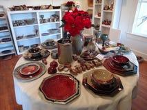 Ceramic store Royalty Free Stock Photo