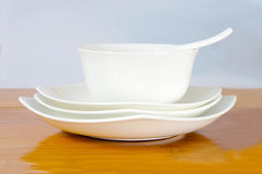 Ceramic tableware Stock Photos