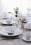 Ceramic tableware Royalty Free Stock Photos