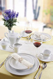 Ceramic tableware Royalty Free Stock Photo