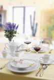 Ceramic tableware Stock Photos
