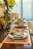 Ceramic tableware Royalty Free Stock Photography