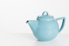 Ceramic tea pot Stock Photos