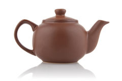 Ceramic teapot Royalty Free Stock Photo