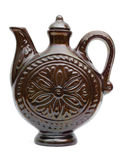 Ceramic teapot Royalty Free Stock Image