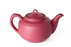 Ceramic teapot Royalty Free Stock Images